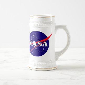 Logotipo de la albóndiga de la NASA Taza De Café