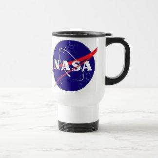 Logotipo de la albóndiga de la NASA Tazas