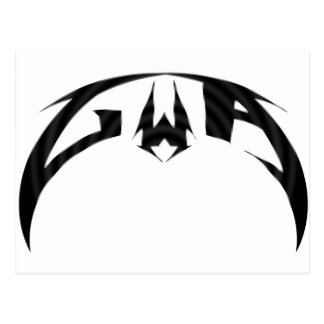 Logotipo de la alfa de GWA Postal