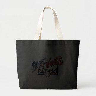 Logotipo de la alfa de Street Fighter Bolsas