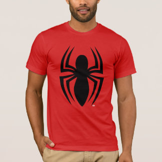 Logotipo de la araña de Spider-Man Playera