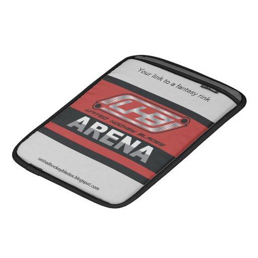 Logotipo de la arena de UHB Manga De iPad
