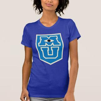 Logotipo de la bandera de MU Camisetas
