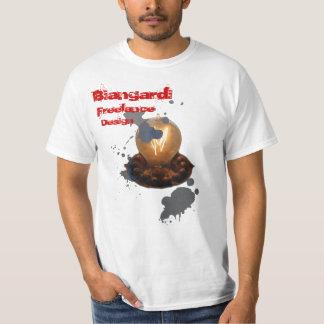 """Logotipo de la bombilla """" de la camisa de BFD """""""