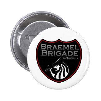 Logotipo de la brigada de Braemel Pins