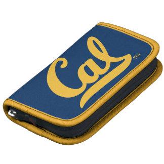 Logotipo de la caloría - oro planificadores