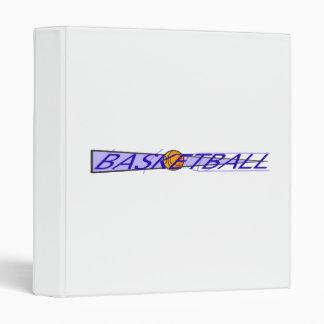 Logotipo de la cancha de básquet
