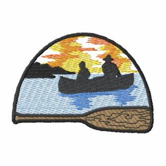 Logotipo de la canoa polo bordado