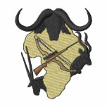 Logotipo de la caza del safari