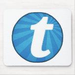 Logotipo de la charla de la tecnología nuevo