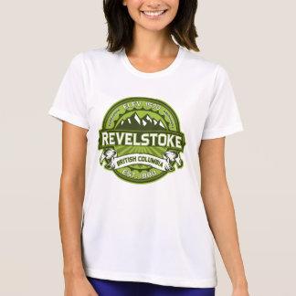 Logotipo de la ciudad de Revelstoke Camiseta