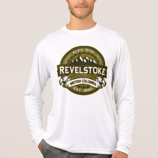 Logotipo de la ciudad de Revelstoke Camisetas