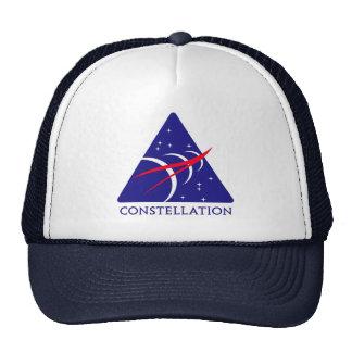 Logotipo de la constelación gorros bordados