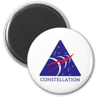 Logotipo de la constelación imán para frigorífico