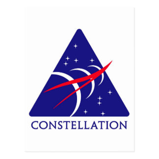 Logotipo de la constelación postales