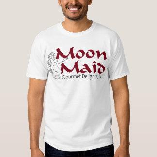 Logotipo de la criada de la luna (Copyright) - la Camisas