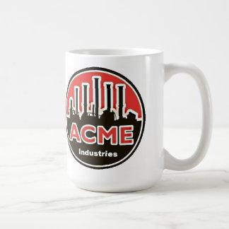 logotipo de la cumbre taza