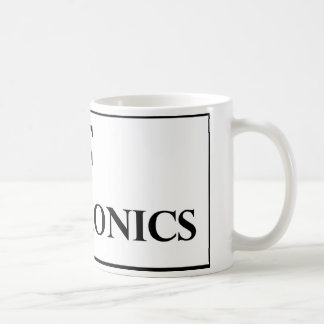 Logotipo de la electrónica del FMI Tazas De Café