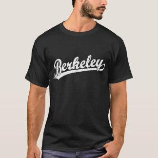 Logotipo de la escritura de Berkeley en blanco Playera