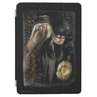 Logotipo de la escritura de Dumbledore Cubierta De iPad Air