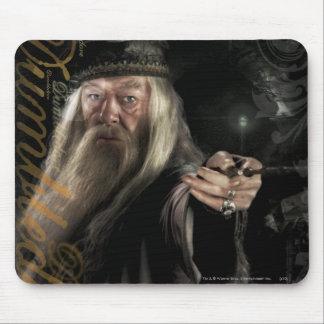 Logotipo de la escritura de Dumbledore Mousepad