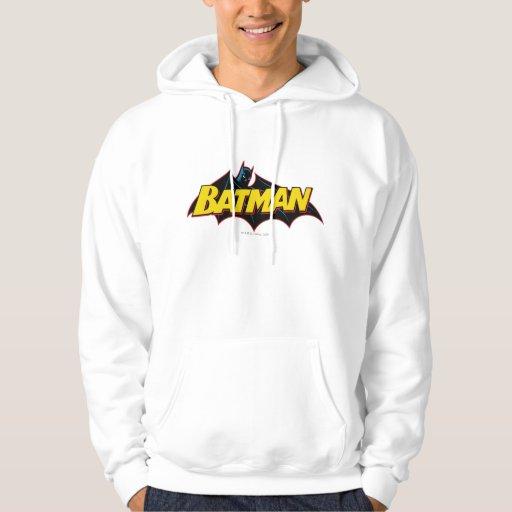 Logotipo de la escuela vieja de Batman el | Sudadera