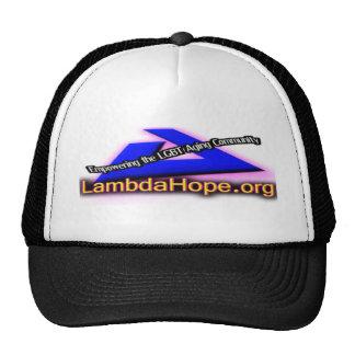 Logotipo de la esperanza de Lamda Gorra