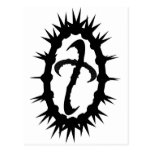 Logotipo de la espina postal