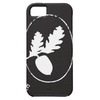 Logotipo de la fundación de Wildwoods iPhone 5 Cárcasa