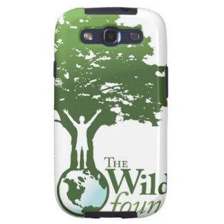 Logotipo de la fundación de Wildwoods Galaxy S3 Fundas