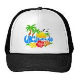 Logotipo de la isla del Ukulele Gorra