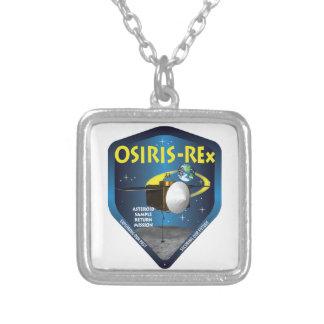 Logotipo de la misión de OSIRIS REx Grimpolas