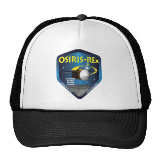 Logotipo de la misión de OSIRISREx Gorras De Camionero