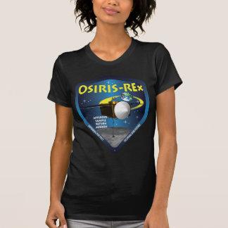 Logotipo de la misión de OSIRISREx Playera