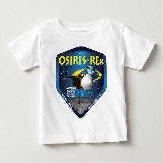 Logotipo de la misión de OSIRISREx Playera De Bebé