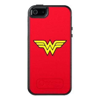 Logotipo de la Mujer Maravilla Funda Otterbox Para iPhone 5/5s/SE
