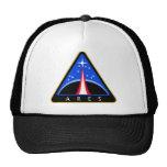 Logotipo de la NASA Ares Rocket Gorras De Camionero