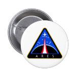 Logotipo de la NASA Ares Rocket Pins