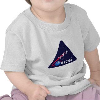 Logotipo de la NASA Orión Camiseta