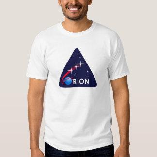 Logotipo de la NASA Orión Playera