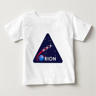 Logotipo de la NASA Orión Playera De Bebé