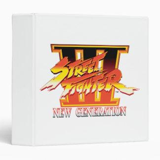 Logotipo de la nueva generación de Street Fighter