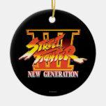 Logotipo de la nueva generación de Street Fighter  Adorno
