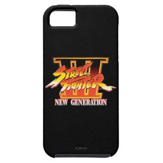 Logotipo de la nueva generación de Street Fighter iPhone 5 Carcasas