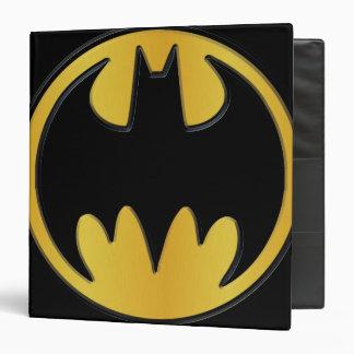 """Logotipo de la obra clásica de Batman Carpeta 1 1/2"""""""