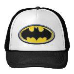 Logotipo de la obra clásica de Batman Gorra