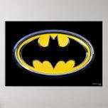 Logotipo de la obra clásica de Batman Impresiones