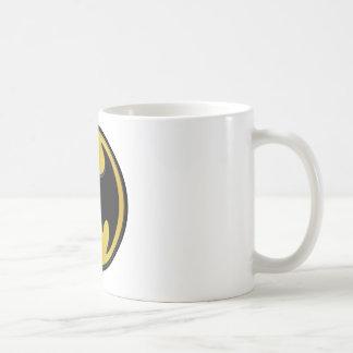 Logotipo de la obra clásica de Batman Taza De Café