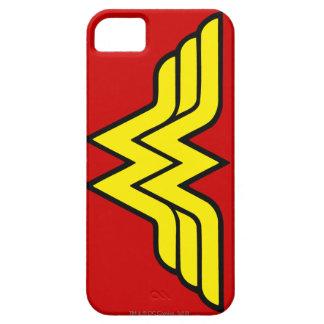 Logotipo de la obra clásica de la Mujer Maravilla iPhone 5 Case-Mate Carcasa