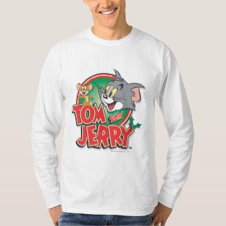 Logotipo de la obra clásica de Tom y Jerry Poleras